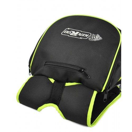 Sac à dos pour casque de moto avec bandes réfléchissantes Kenrod - 2