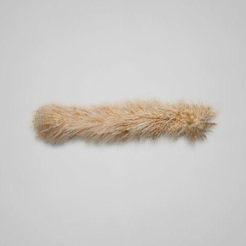 Écharpe fourrure beige kalgan Zerimar - 2