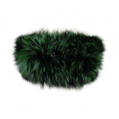 Etole raton laveur vert et noir Zerimar - 1