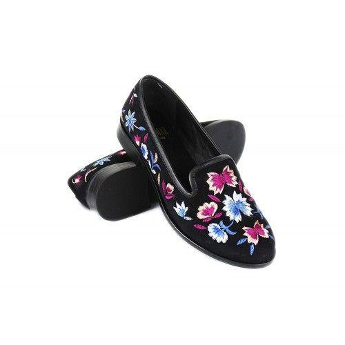 Chaussures basses en cuir...