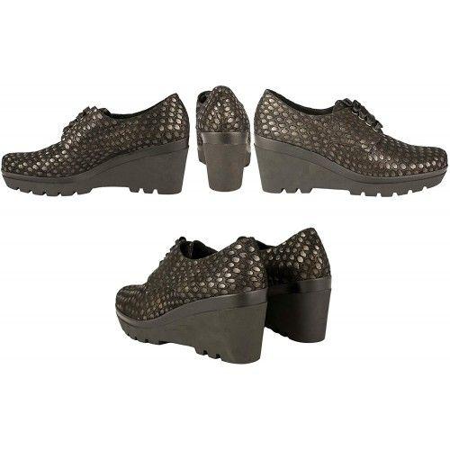 Chaussures à talonnette en...
