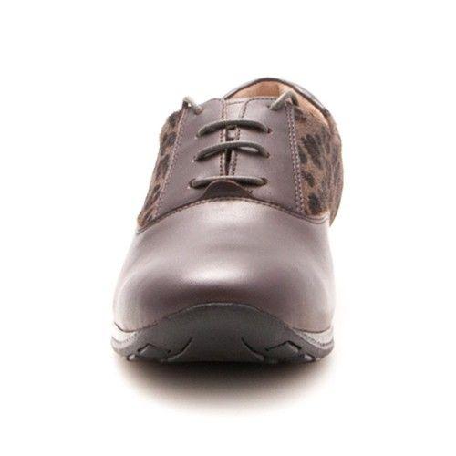 Chaussures basses en cuir