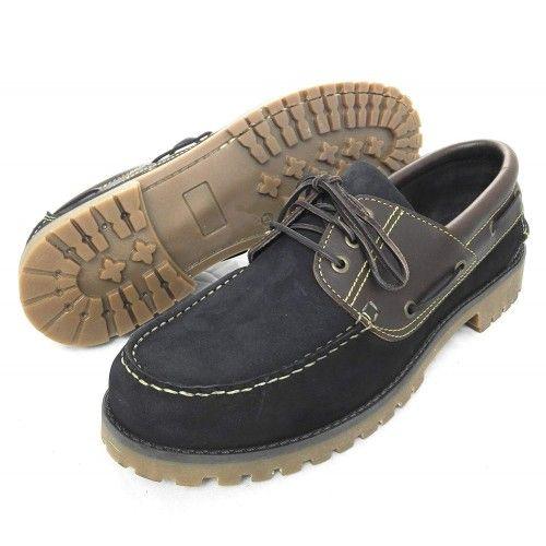 Chaussures bateau casual grandes tailles 46 à 50 Zerimar - 2