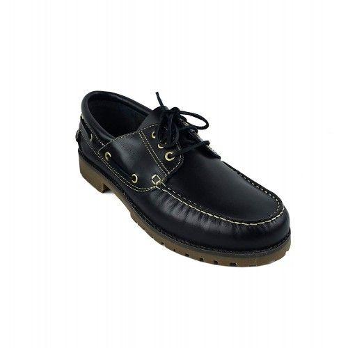Chaussures bateau classiques grandes tailles 46 à 50 Zerimar - 2