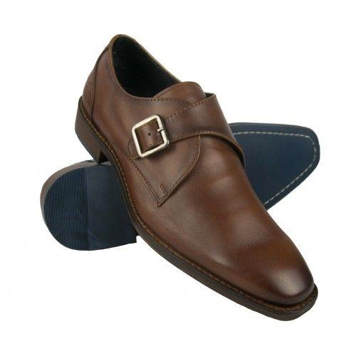 Chaussures élégantes en cuir Zerimar - 1