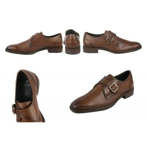 Chaussures élégantes en cuir Zerimar - 2