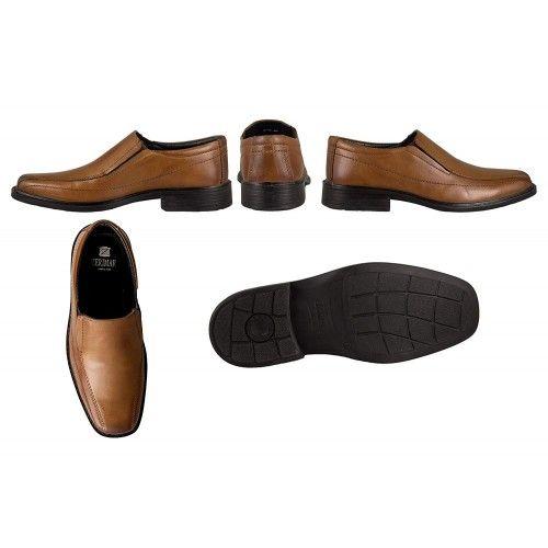 Chaussures en cuir classiques et élégantes Zerimar - 6