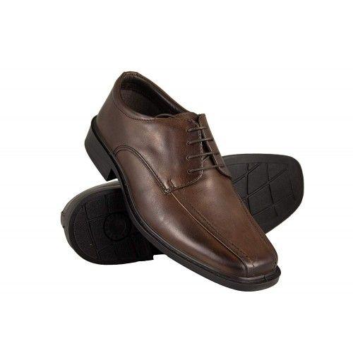 Chaussures en cuir élégantes classiques pour hommes Zerimar - 1