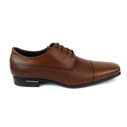 Chaussures élégantes pour homme en cuir Zerimar - 2