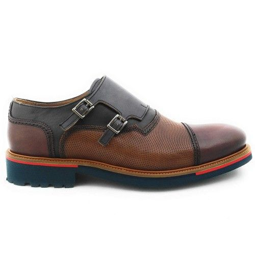 Chaussures en cuir style casual Zerimar - 2