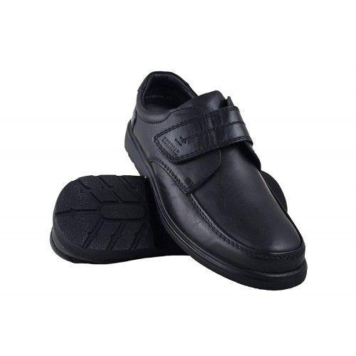 Chaussures d'homme en cuir pour l'hôtellerie Zerimar - 1