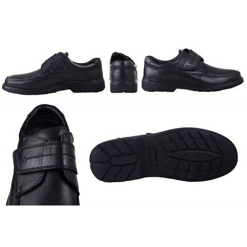 Chaussures d'homme en cuir pour l'hôtellerie Zerimar - 2