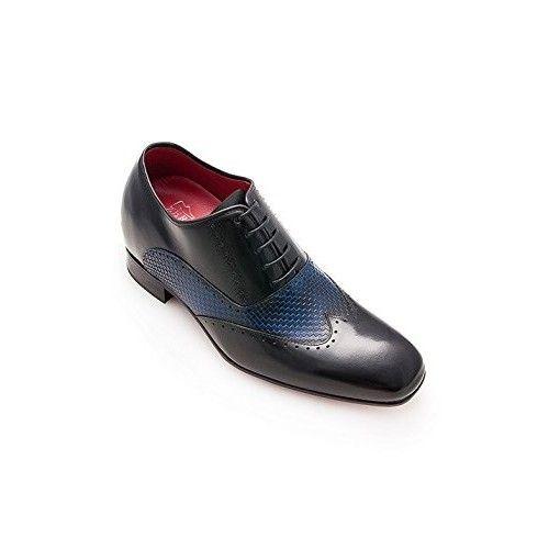Chaussures élégantes avec rehaussement de 7 cm pour hommes Zerimar - 2