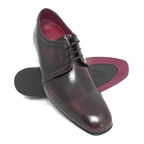 Chaussures élégantes avec rehaussement pour hommes Zerimar - 1