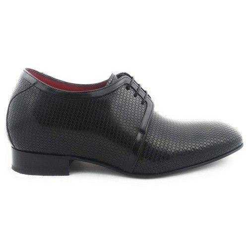 Chaussures rehaussantes pour hommes fabriquées en espagne Zerimar - 2
