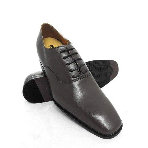 Chaussures élégantes pour hommes avec rehaussement de 7 cm Zerimar - 1