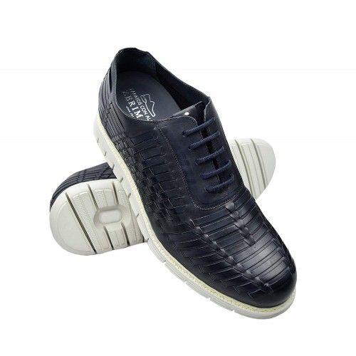 Chaussures élégantes avec rehaussement de 7cm Zerimar - 1