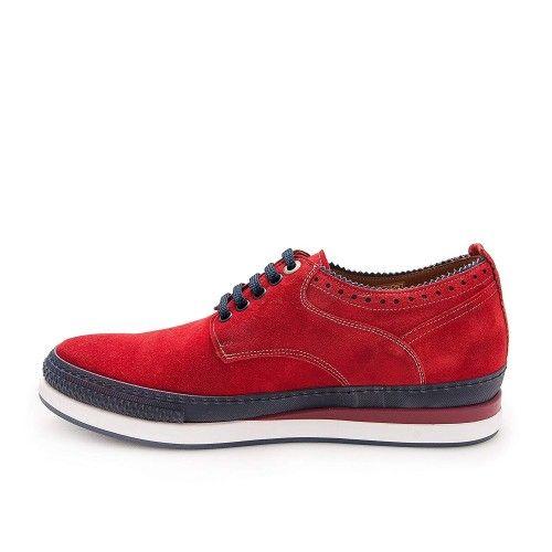 Chaussures rehaussantes de 7 cm pour hommes fabriquées en espagne Zerimar - 2