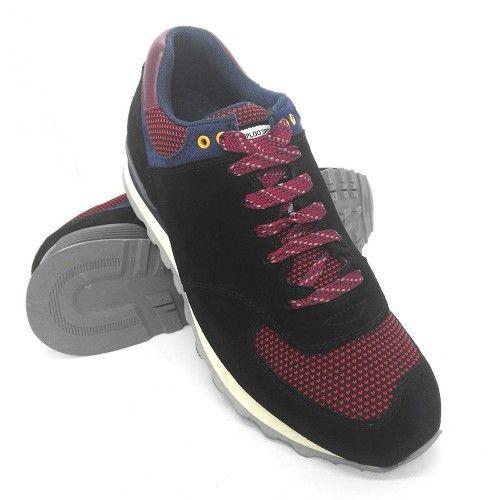 Chaussures sportives rehaussantes de 6 cm de hauteur pour homme Zerimar - 1