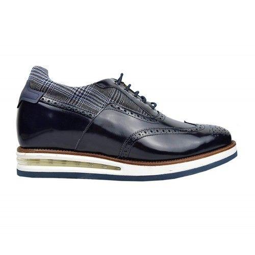 Chaussures avec hausses intérieures qui augmentent la hauteur de 7 cm Zerimar - 2
