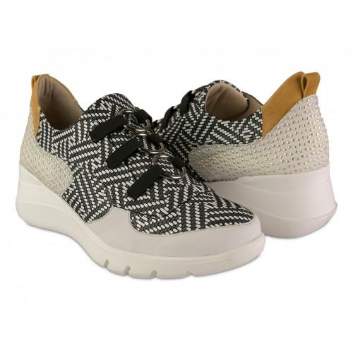 Sneakers femme avec...