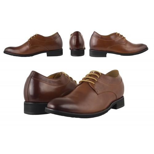 Chaussures élégantes pour homme avec rehaussement Zerimar - 2