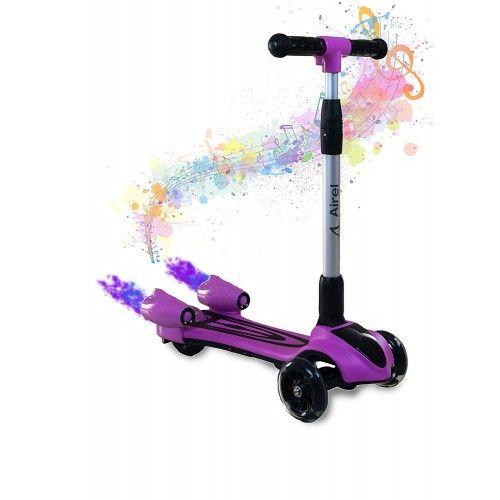 Scooter pliable à 3 roues...
