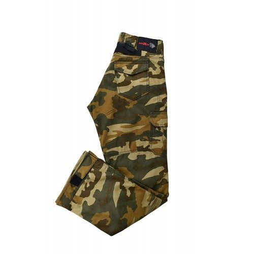 Pantalon camouflage montagne Kenrod - 2