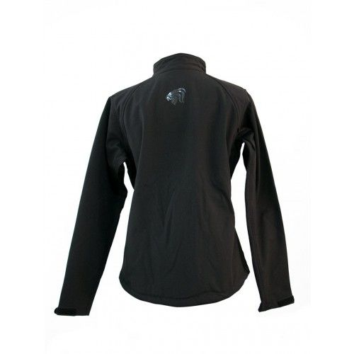Veste néoprène softshell couleur noir Kenrod - 2