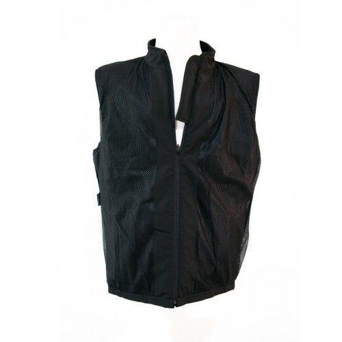 Gilet en néoprène softshell couleur noir Kenrod - 2