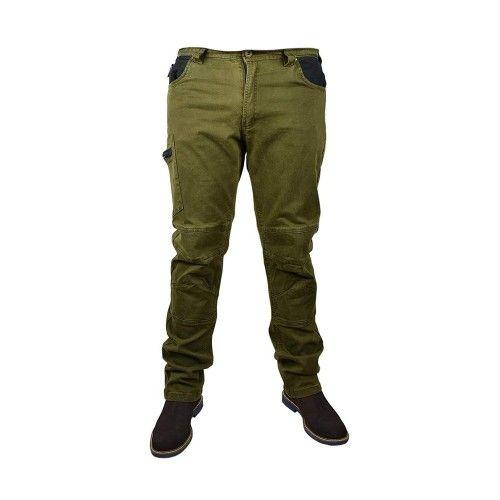 Pantalon de montagne et trekking en coton pour hommes Kenrod - 1