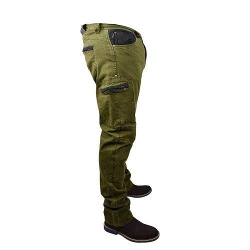 Pantalon de montagne et trekking en coton pour hommes Kenrod - 2
