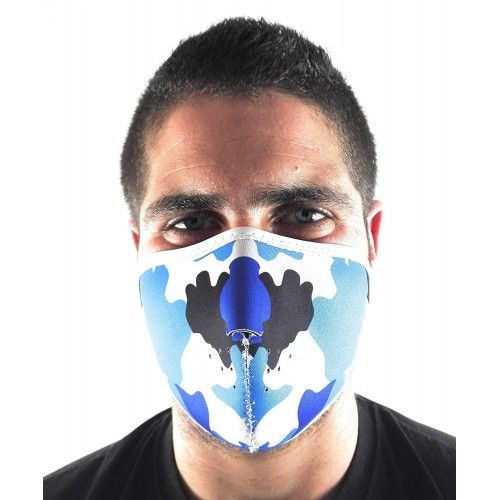 Masque protecteur en néoprène pour motards Kenrod - 1