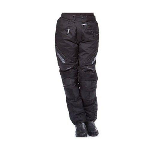 Pantalon moto cordura avec...