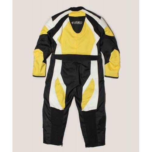 Combinaison moto en cuir complète pour enfant Kenrod - 2
