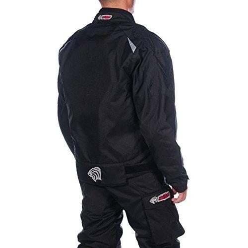 Veste moto cordura à manches longues Kenrod - 2