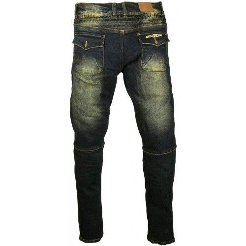 Jeans avec protections moto Kenrod - 2