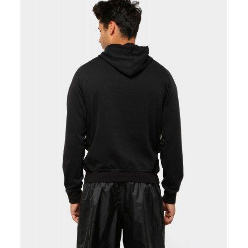 Sweat-shirt en coton à manches longues avec capuche Kenrod - 2