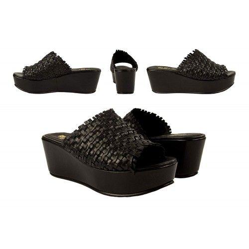 Sandales d'été à talons...