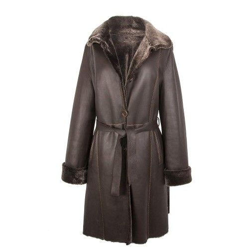 Manteau de fourrure double face Zerimar - 2