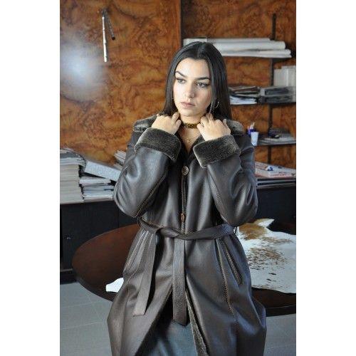 Manteau de fourrure double face Zerimar - 1