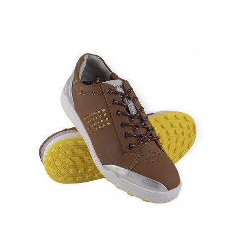 Chaussures de golf pour homme couleur bleu marine Airel - 6
