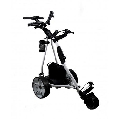 Golf Kart électrique pliante à 3 roues - Batterie Gel Airel - 1