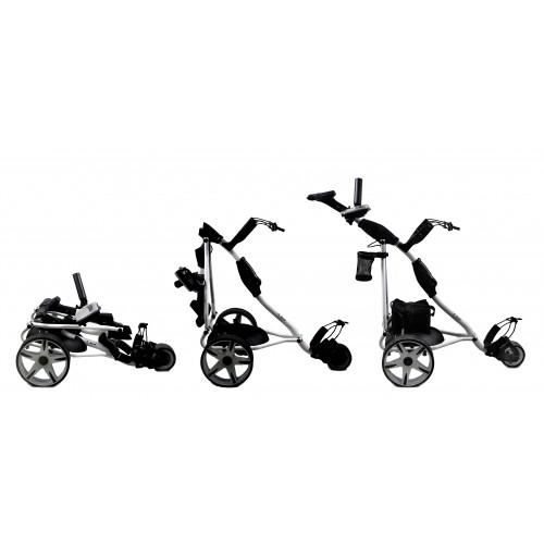 Golf Kart électrique pliante à 3 roues - Batterie Gel Airel - 2