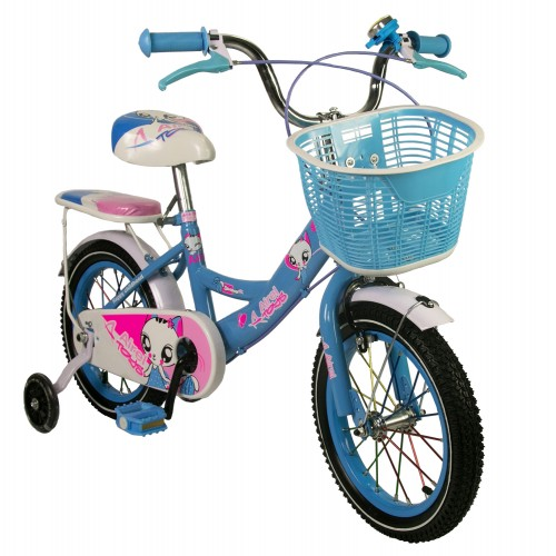 Vélo fille 14-16-18-20...