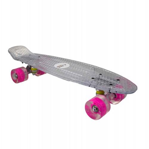 Skateboard avec planche...