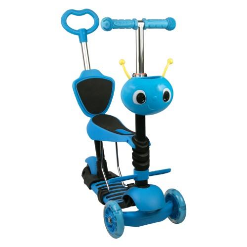 Trottinette et vélo d'équilibre à 3 roues - 5 en 1 Airel - 3