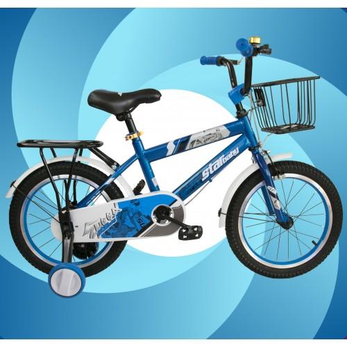 Vélo métallique 16 '' ou 18...