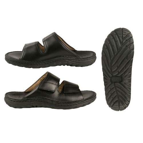 Sandale en cuir modèle CERBERO Zerimar - 2