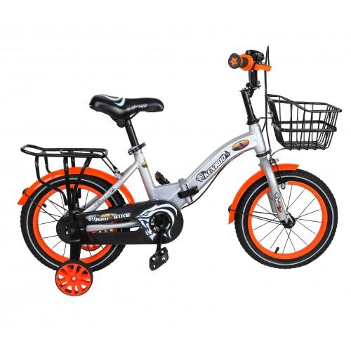 Vélo pliant pour enfants de 14 à 18 pouces avec panier Airel - 2